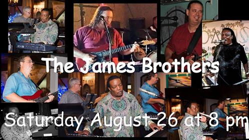 Saturday Evening Music - The James Brothers