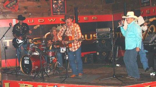Wade Hatton and the Texas Hat Band