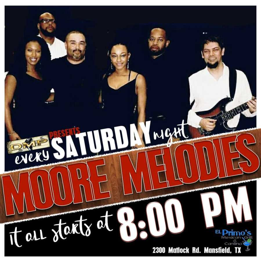 El Primo's House Band - Moore Melodies