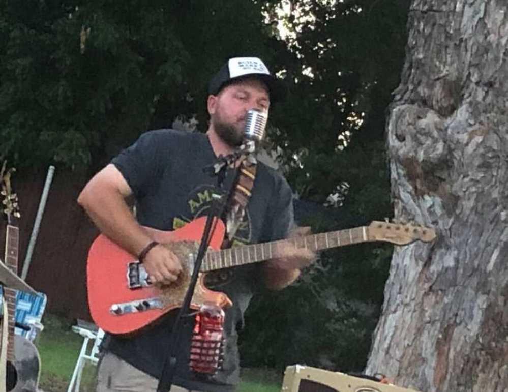 HAMBONE RADIO TX - Brad Russell