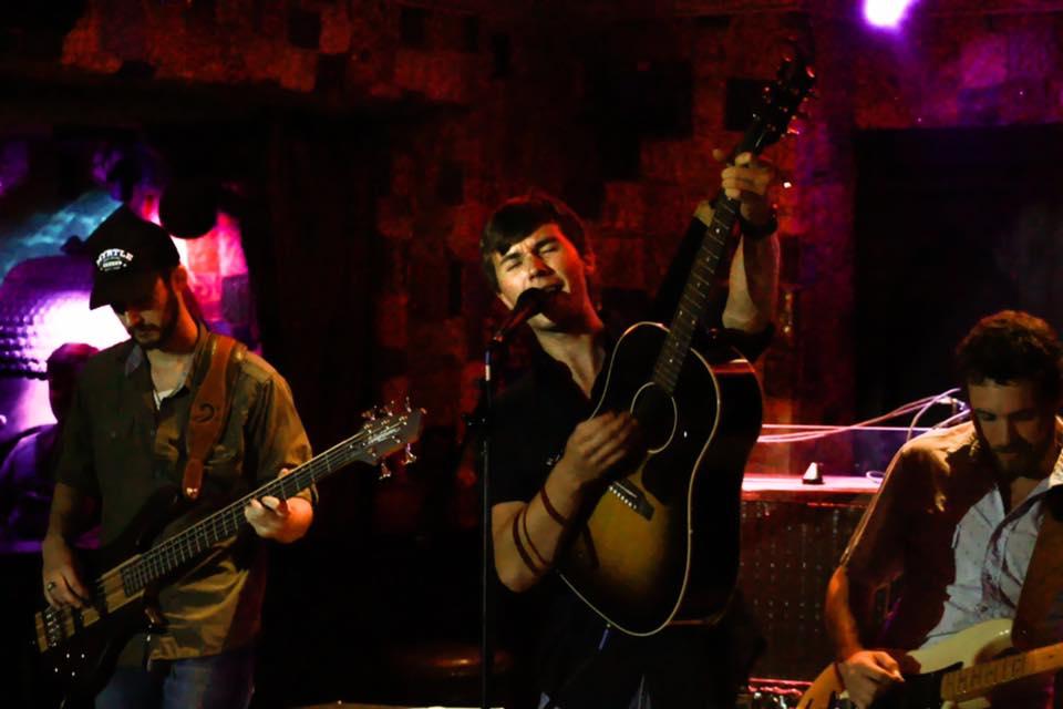 Jesse Rasanen and the Midnight Peddlers