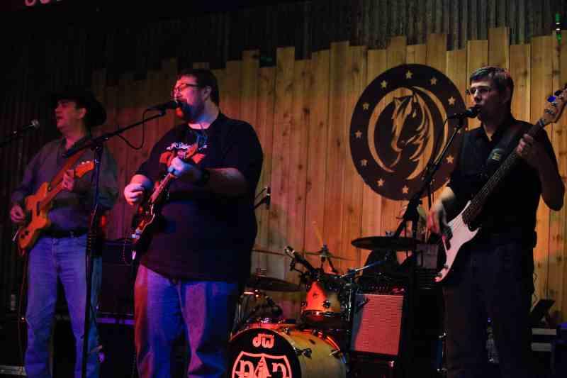 The Rocky Lott Band